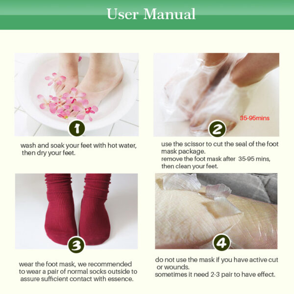 This is Pedicure Socks for man and woman