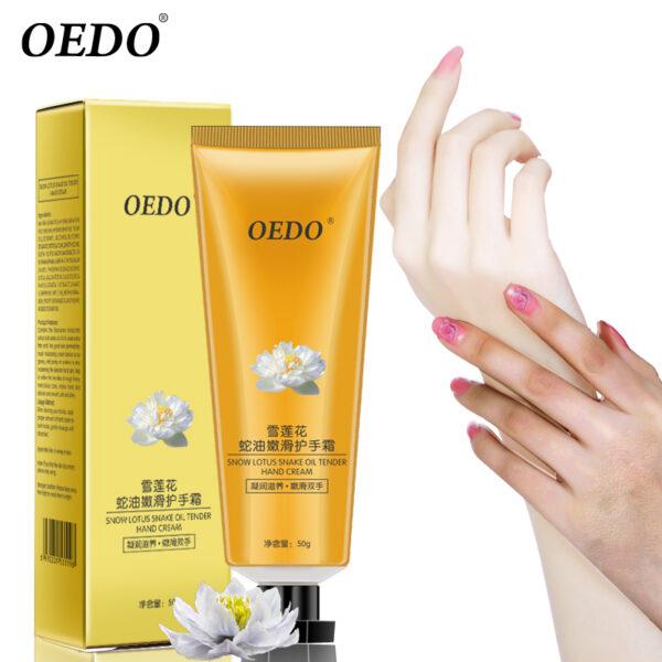 OEDO hand whitening cream