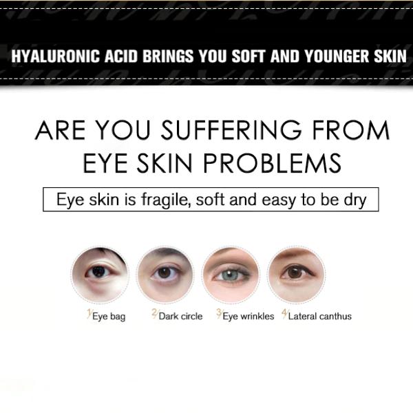 rorec dark circle eye cream working