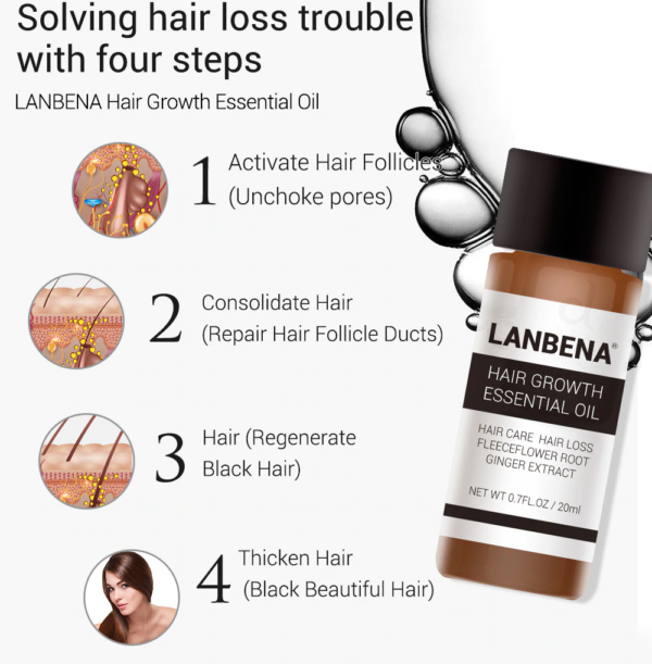 Lanbena hair growth serum