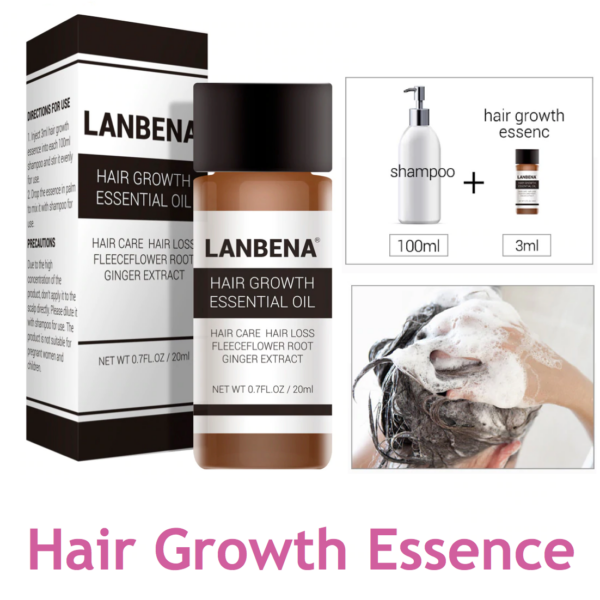 Lanbena hair growth essence