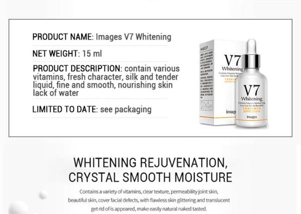 v7 serum for dak circles
