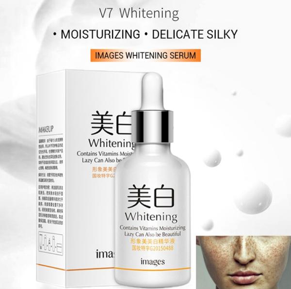 v7 whitening serum for dark spots