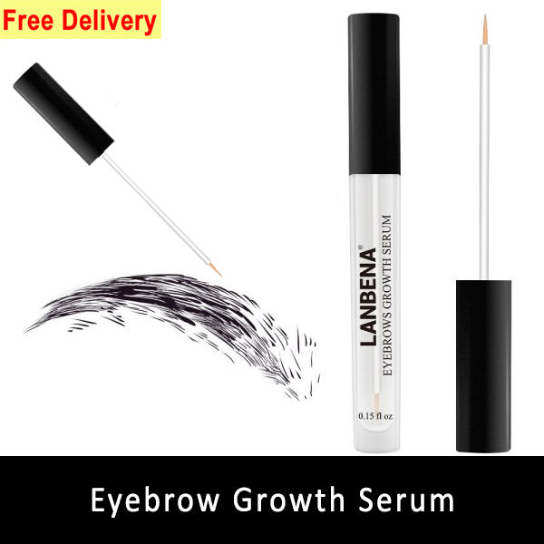 eyebrow growth serum from lanbena