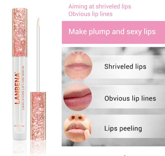 lanbena lips serum