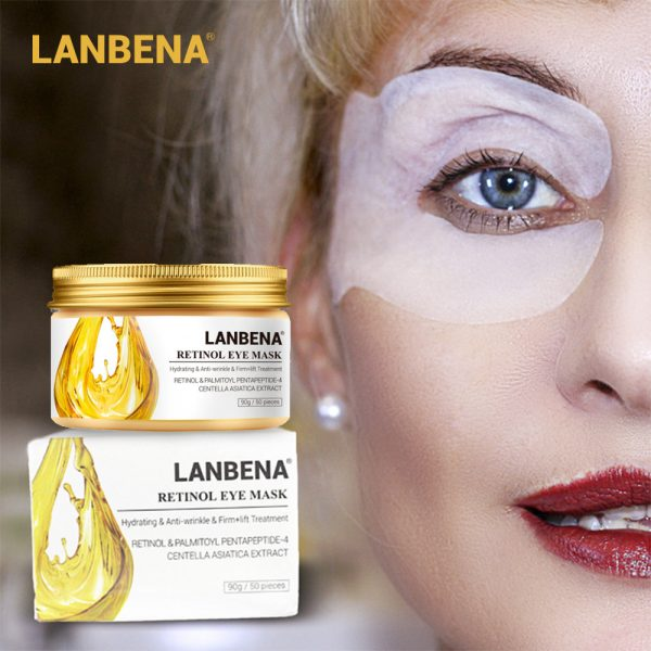 Lanbena Retinol patch serum for treatment of wrinkles