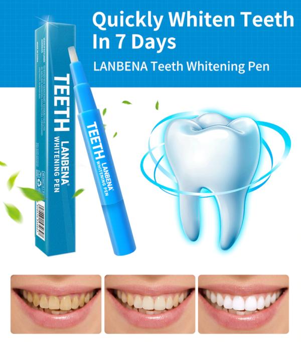 lanbena teeth whitening pen