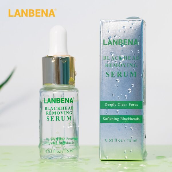 Lanbena blackheads remover