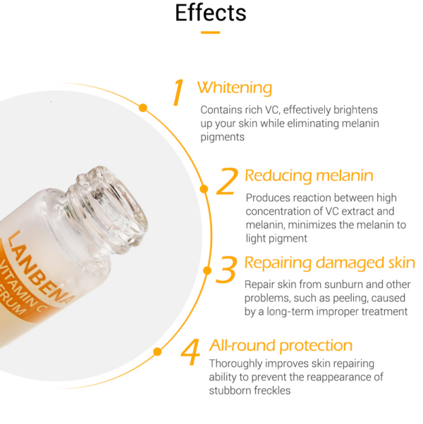 benefits and uses of lanbena vitamin c serum