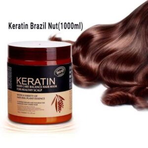 Brazillian Keratin Hair Care Balance Hair Mask - 1000ml