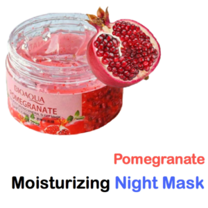 bioaqua pomegranate night mask