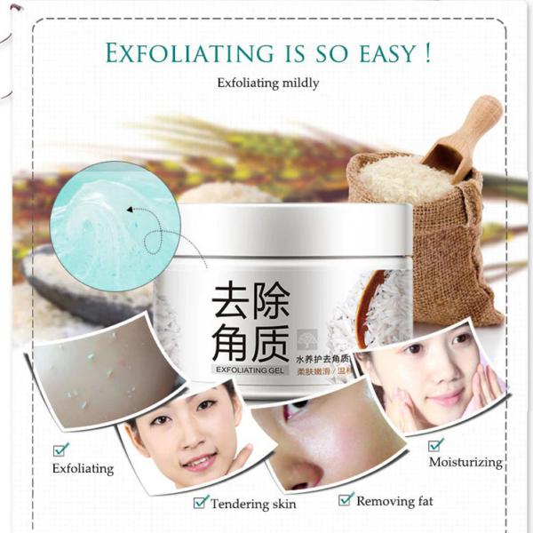 bioaqua exfoliating scrub gel