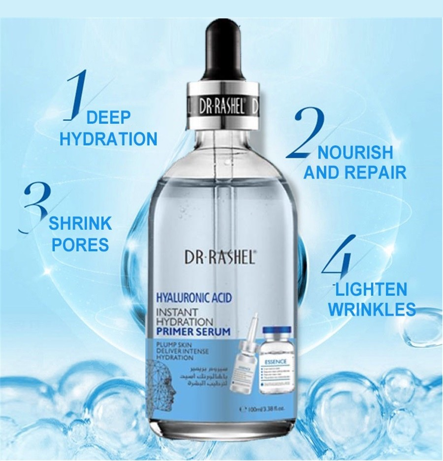 Dr Rashel Hyaluronic Acid Instant Hydration Primer Serum