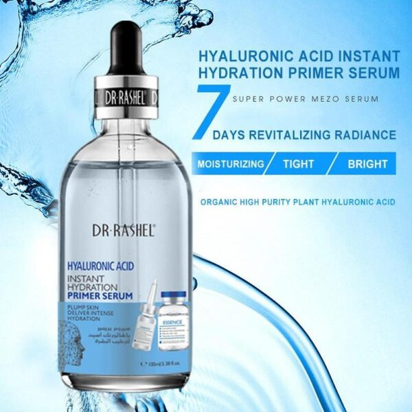 dr rashel hyaluronic acid serum effects