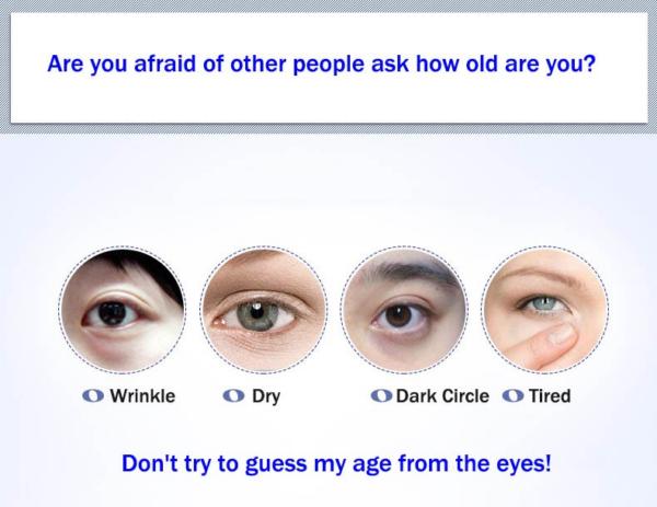 wonder dark circle eye cream