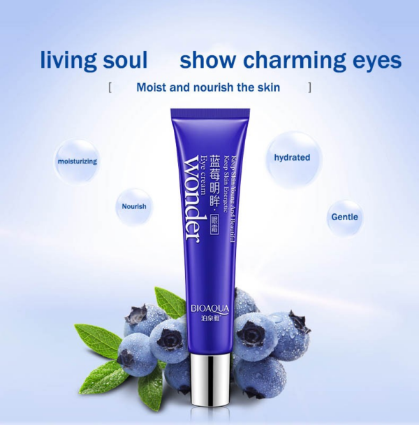 wonder dark circle eye cream benefits