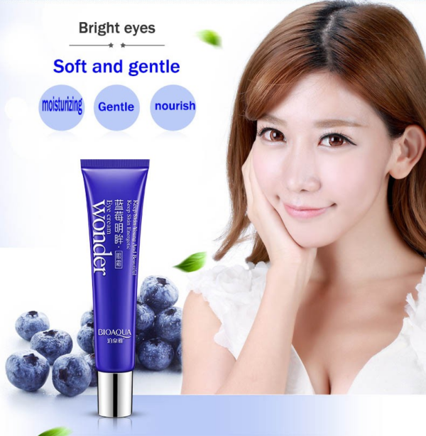 wonder dark circle eye cream