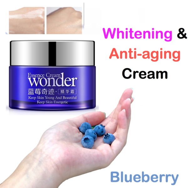 blueberry whitening and anti-aging