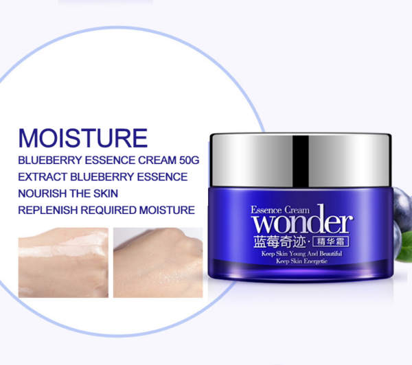 wonder blueberry day cream uses
