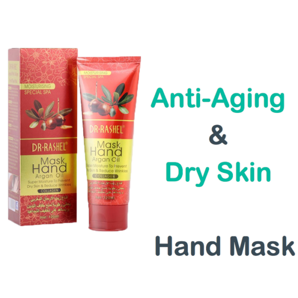 argan oil hand mask