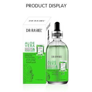 dr rashel aloe vera soothing serum