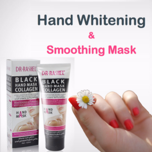 hand whitening mask for smoothening