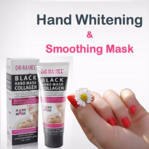 hand whitening mask for smoothening