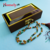Mix stones tasbih 100 Beads