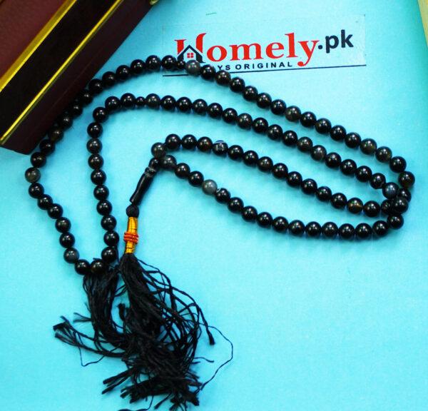 black aqeeq