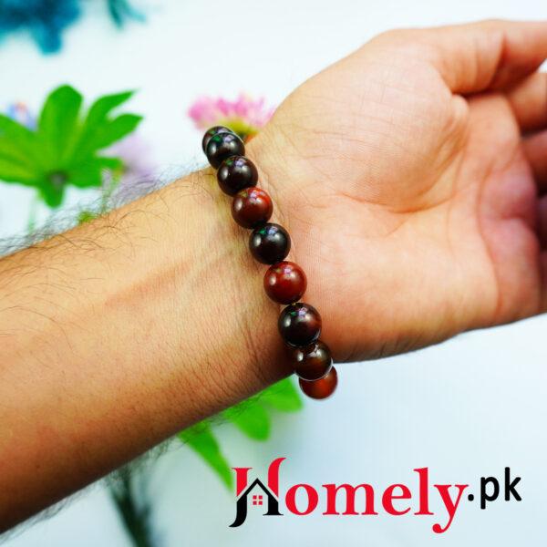Brown Aqeeq bracelet