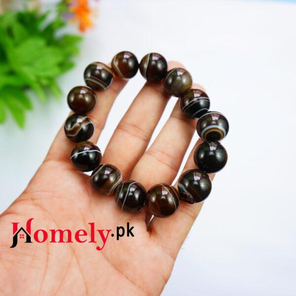 Sulaimani aqeeq bracelet homely pakistan (1)