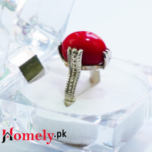 fire stone ring