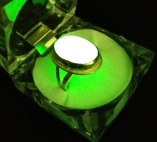 jugnu stone ring