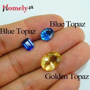 Topaz stones