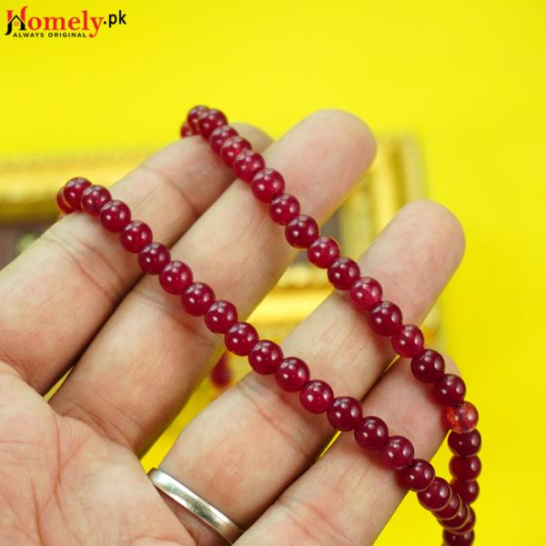 Yaqoot 6 mm Tasbeeh with 100 beads image 3