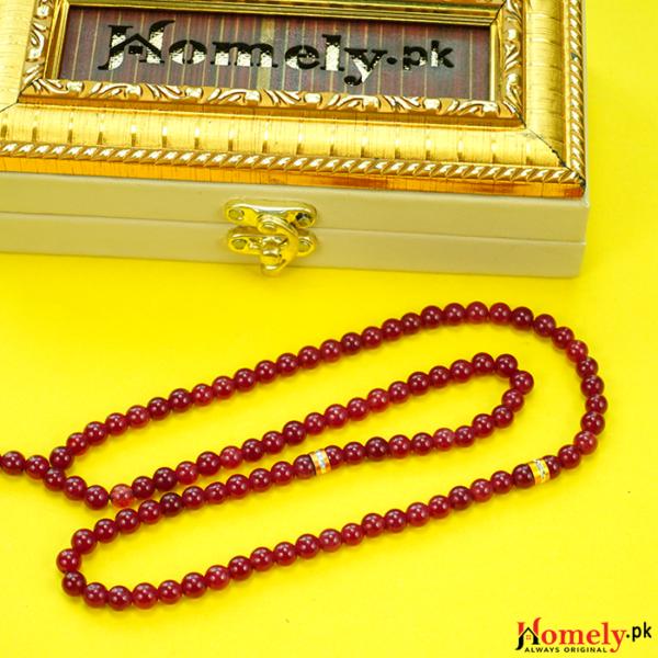 Yaqoot 6 mm Tasbeeh with 100 beads image 4