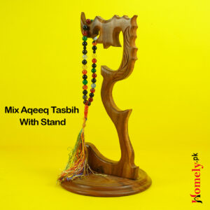 Mix Aqeeq With Stand