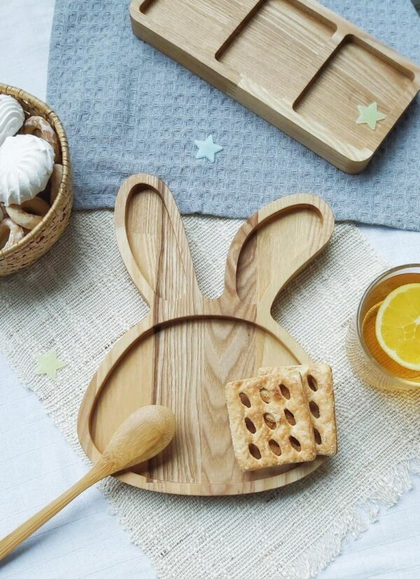Rabbit Food Tray image 1