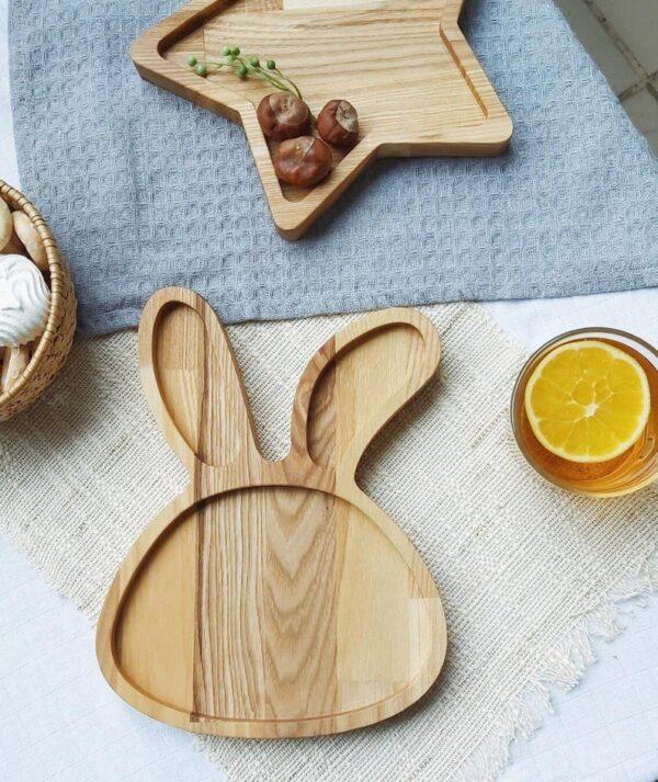 Rabbit Food Tray image 2