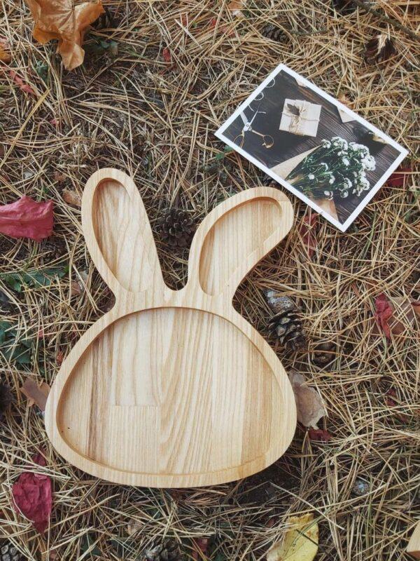Rabbit Food Tray image 3