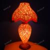 Camel skin lamps
