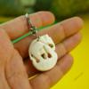 Camel-bone-keychain