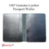 genuine leather wallet for men